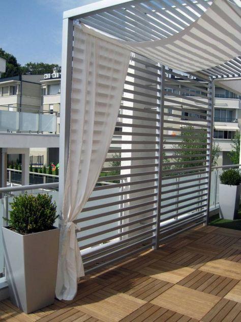 Pergola terrasse 48 idées pour une déco extérieure moderne - prix d une terrasse en bois