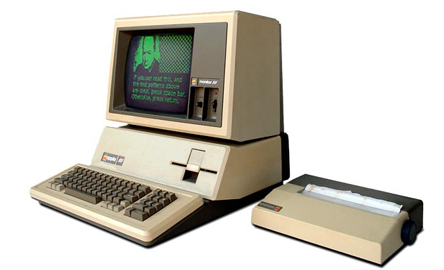 Old Computer Apple Iii Old Computers Names Of Apples