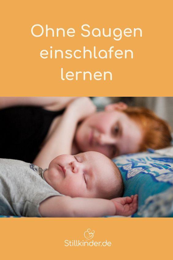 Photo of Ohne Saugen einschlafen lernen