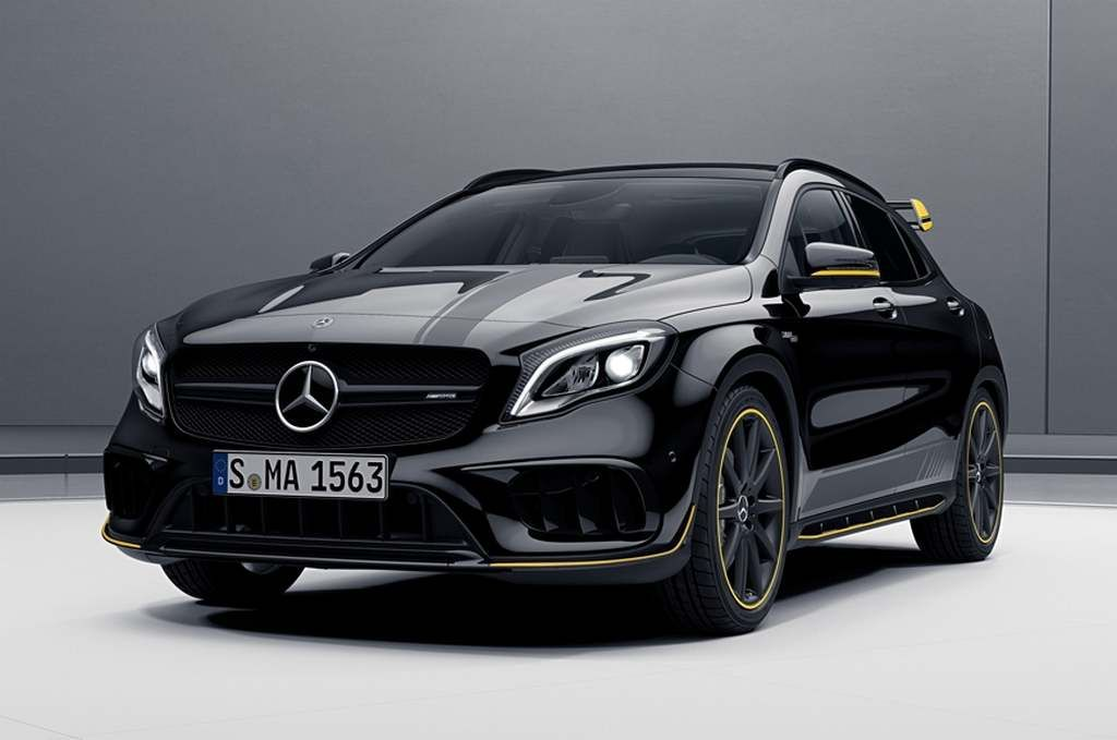 Facelifted Mercedes Amg Cla 45 And Gla 45 Launched In India