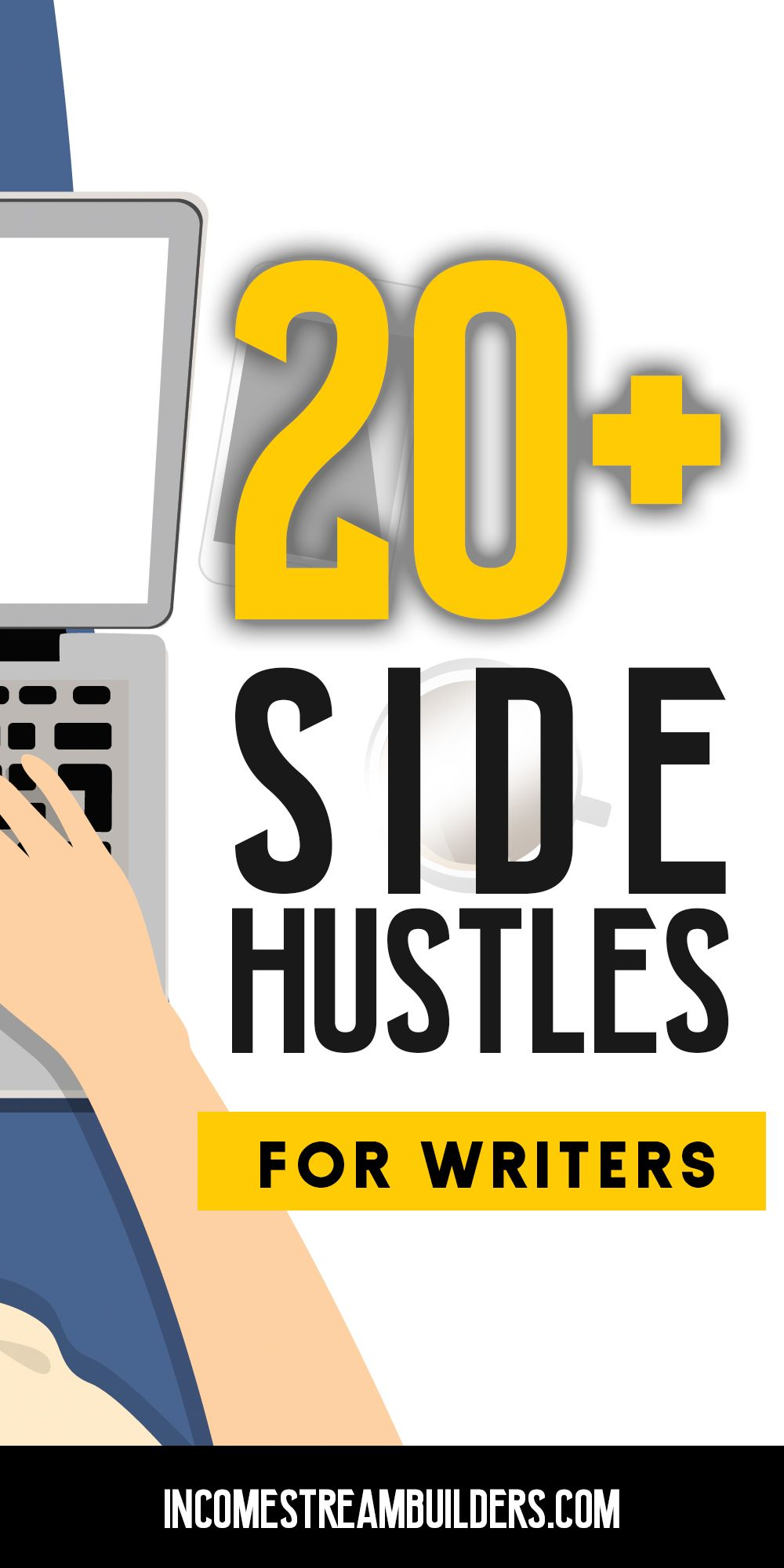 HighPaying Side Jobs For Writers in 2020 Side hustle