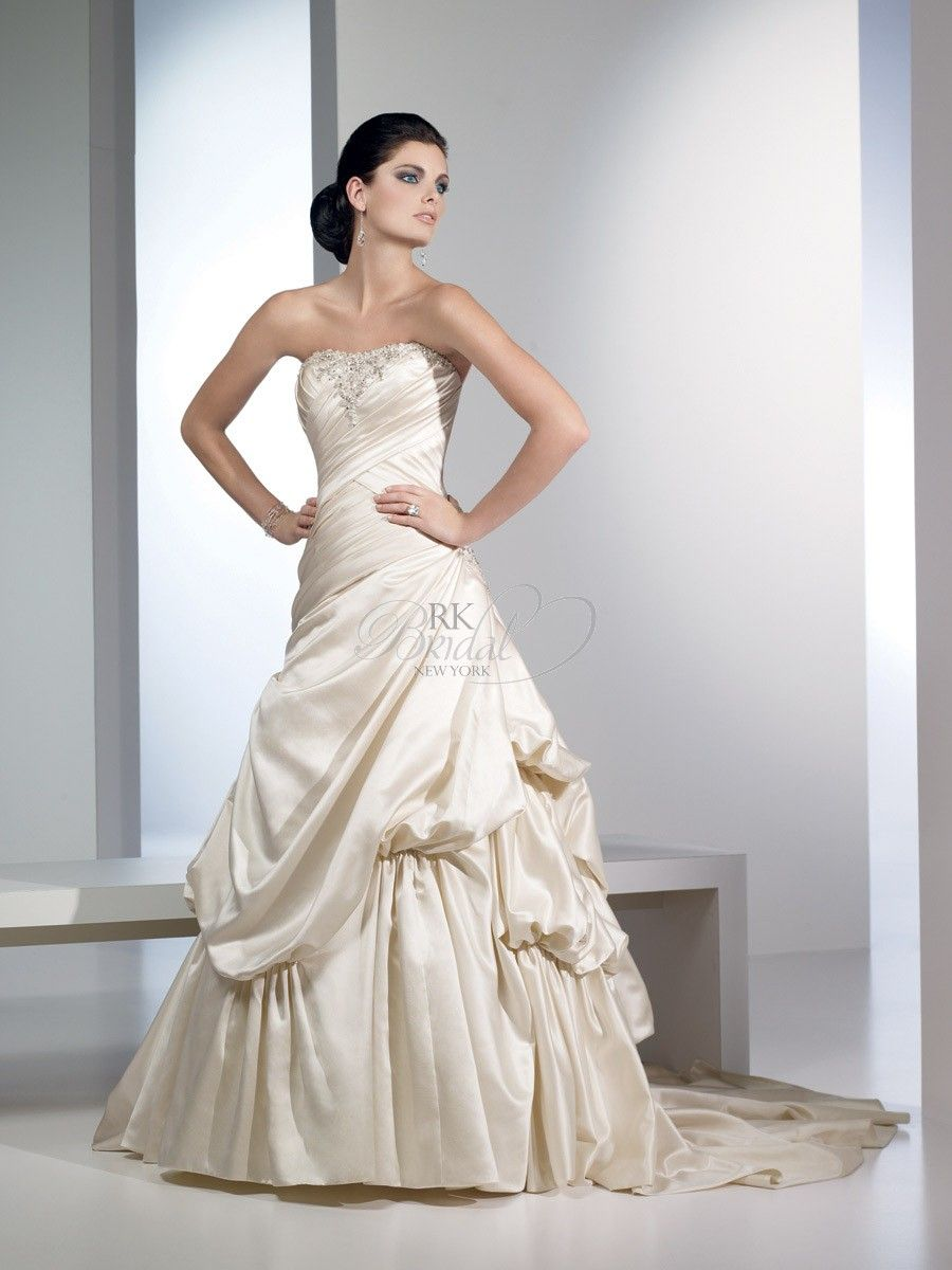 Berühmt Alyce Brautjunferkleider Zeitgenössisch - Hochzeitskleid Für ...