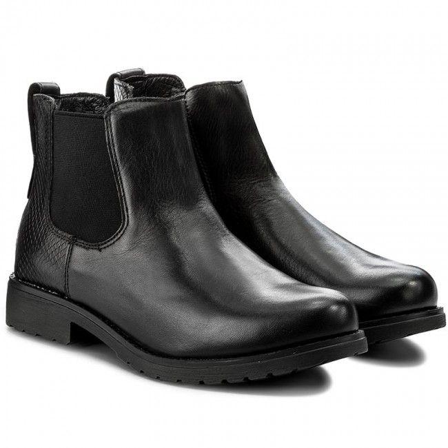 Sztyblety Lasocki Rst 1853 05 Czarny1 Chelsea Boots Boots Ankle Boot