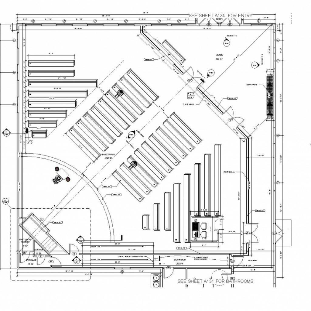 Small Church Designs And Floor Plans   Konferans Salonu   Pinterest