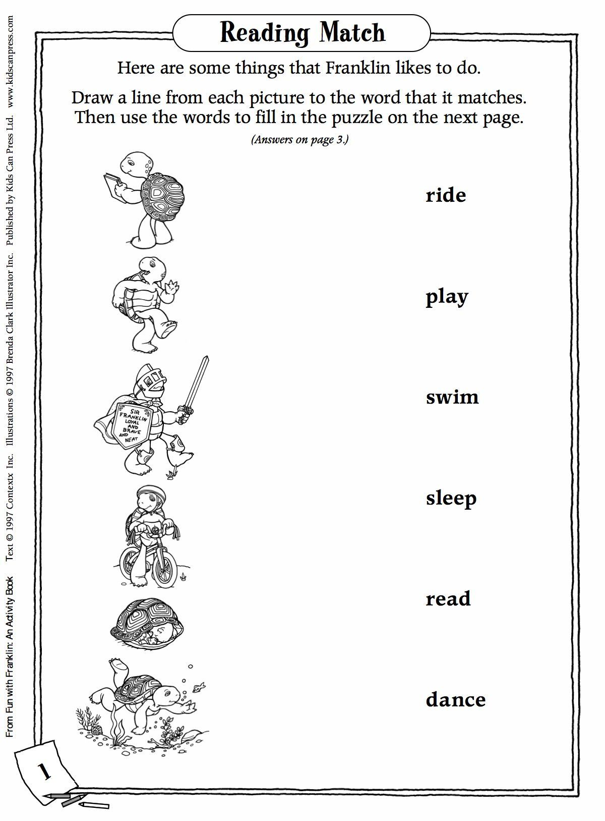 6 Worksheets Poems The Rabbit In