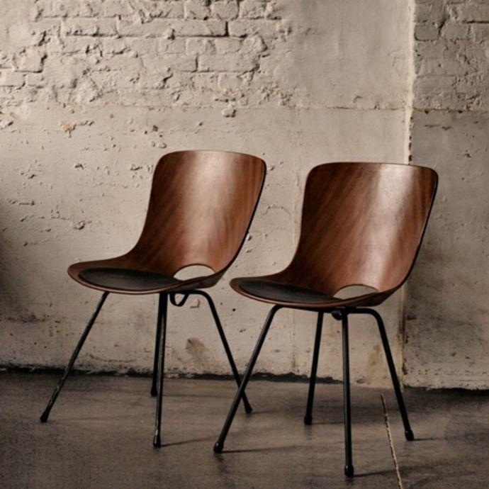 Abendessen Designer Stuhl | Interior | Pinterest | Vintage Und ... Designer Stuhl Esszimmer