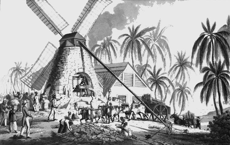 Caribbean sugar mills Cruz Pinterest Caribbean
