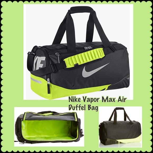 RESERVED FOR @mbolodeoku Nike Air Max Vapor Duffel Bag Unisex. size  small.FYI