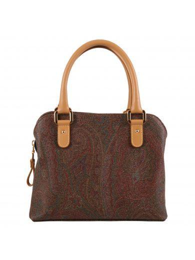 3422e4828990 ETRO Etro Paisley Printed Bag. #etro #bags #leather #hand bags ...