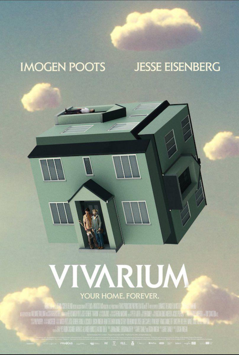 共食いゾンビ On Twitter Vivarium Streaming Movies Online Imogen Poots