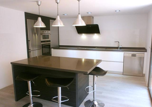 Mueble Isla Para Cocina. Excellent Ideas Para Cocinas Sencillas ...