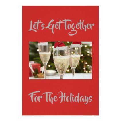 LETu0027S GET TOGETHER - invitation for a get together