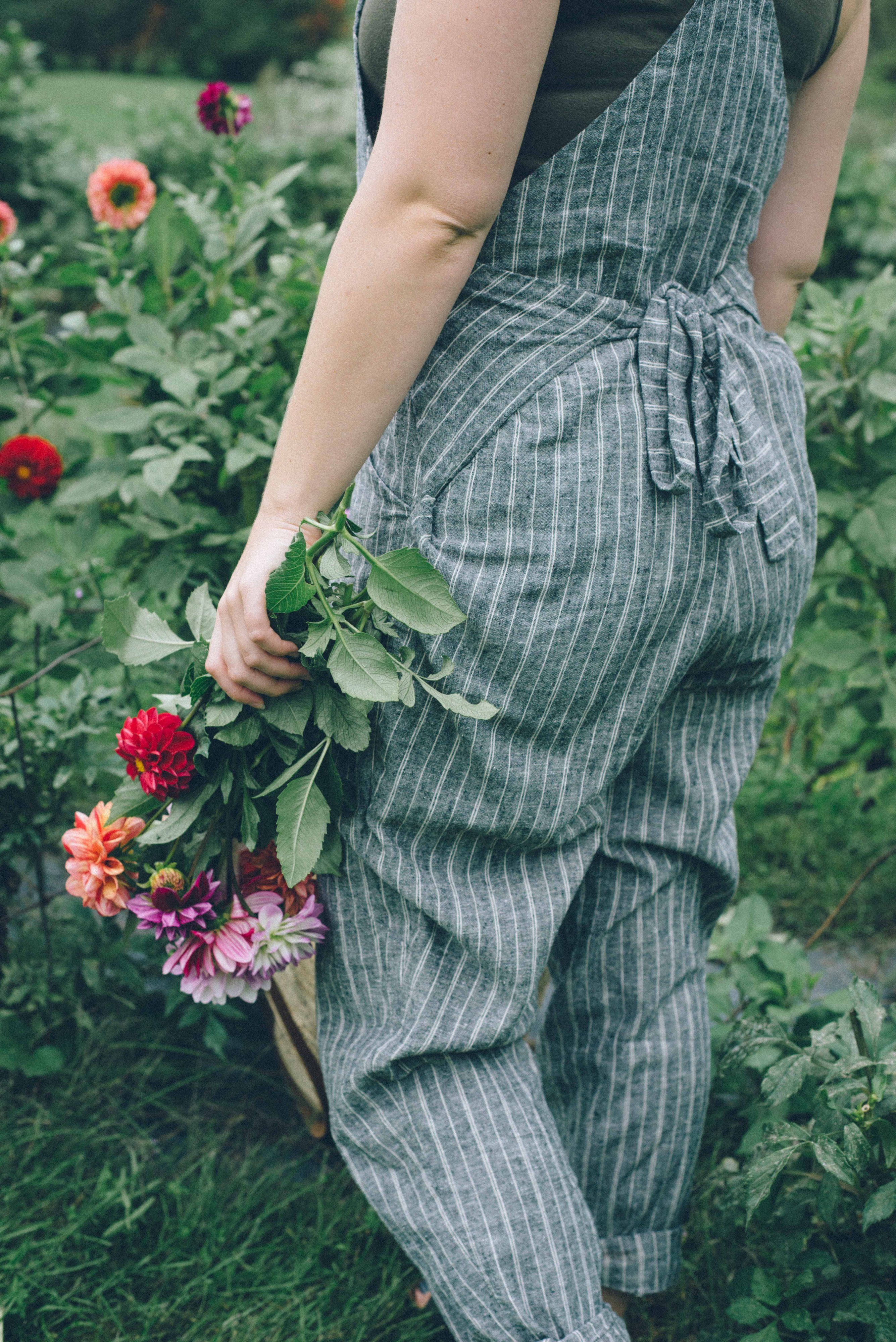 A Daily Something | Meet Lady Farmer, a Sustainable Apparel Company