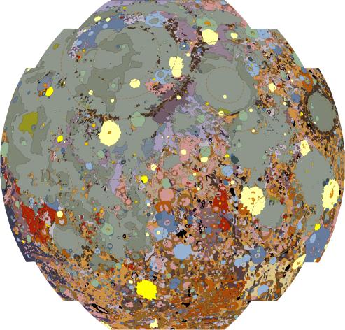 moon geology