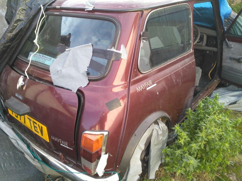 eBay: Rover Mini Mayfair Super Classic Automatic #classicmini ...
