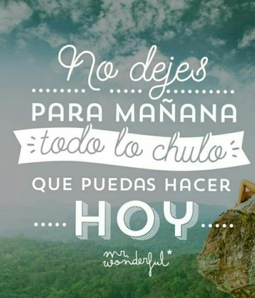Frase Mr. Wonderful (02) :) | Quotes that I love | Pinterest | Frases