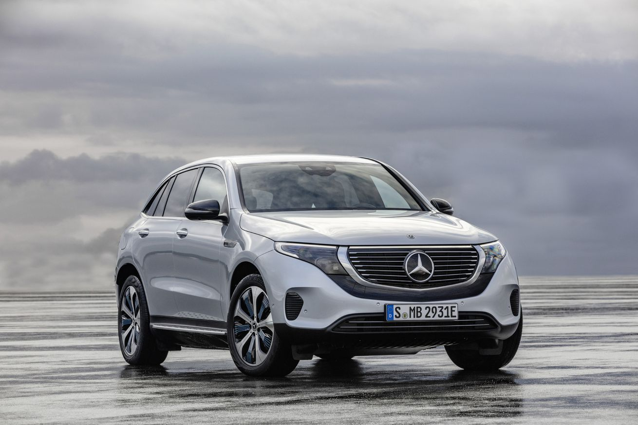 Mercedes Benz S First All Electric Car Is A 402 Horsepower Suv