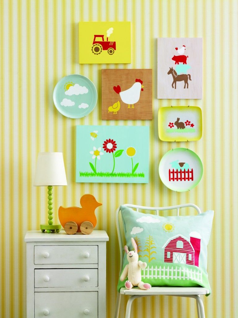 DIY Projects & Crafts | Kids - Decor (Accents & Essentials ...