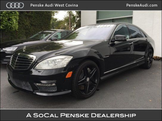Sedan, 2012 Mercedes Benz S 63 AMG With 4 Door In West Covina,