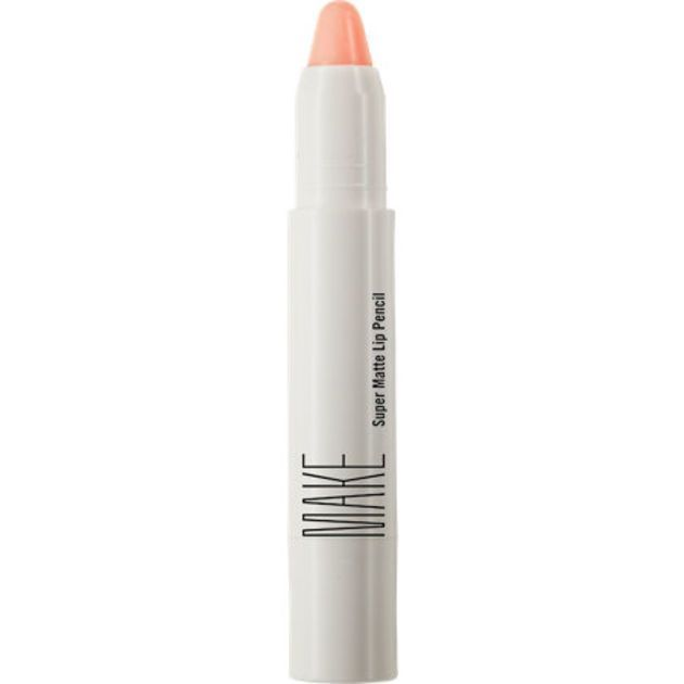 MAKE Super Matte Lip Pencil, $23: This is the matte top coat of lipsticks: It turns any lipstick ma