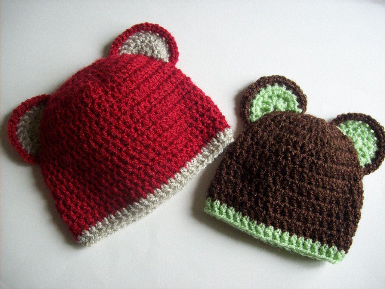 Baby hat crochet pattern the teddy bear hat from by minimunchkins baby hat crochet pattern the teddy bear hat from by minimunchkins 499 bankloansurffo Gallery
