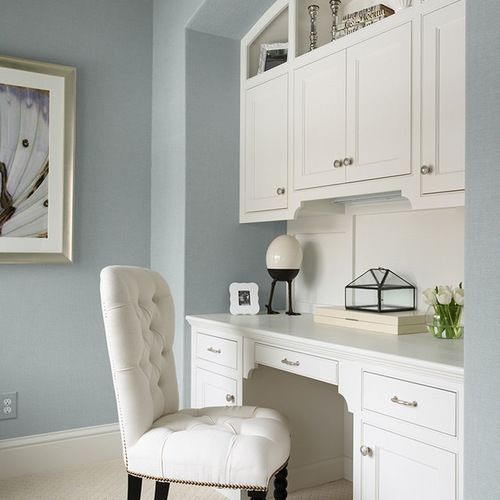Benjamin Moore Summer Shower 2135-60 Great With Soft