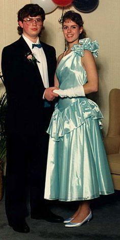 Image result for 1980's prom dresses | Celebrate-
