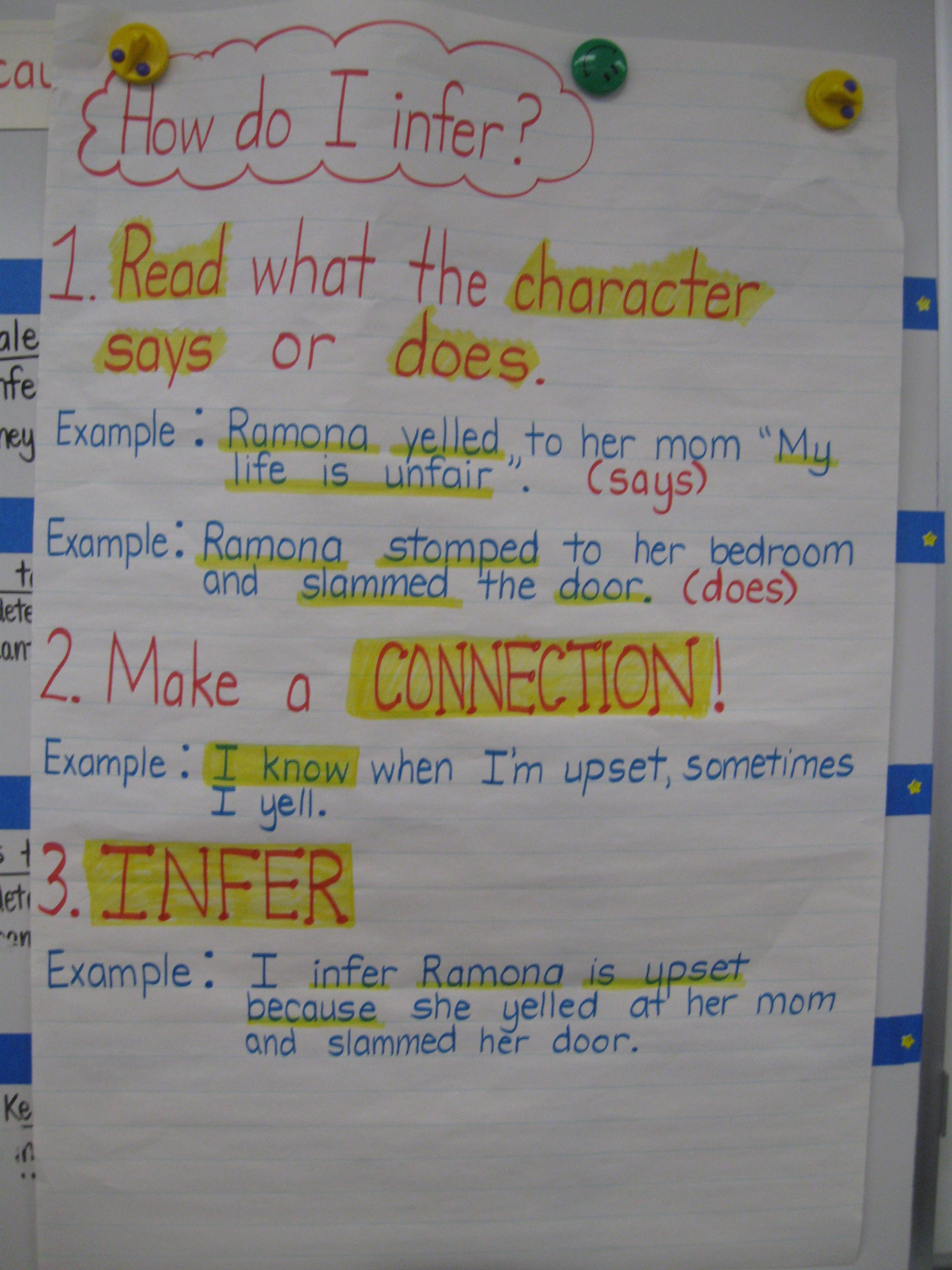 Different Way To Think About Inferring A Tough Skill To