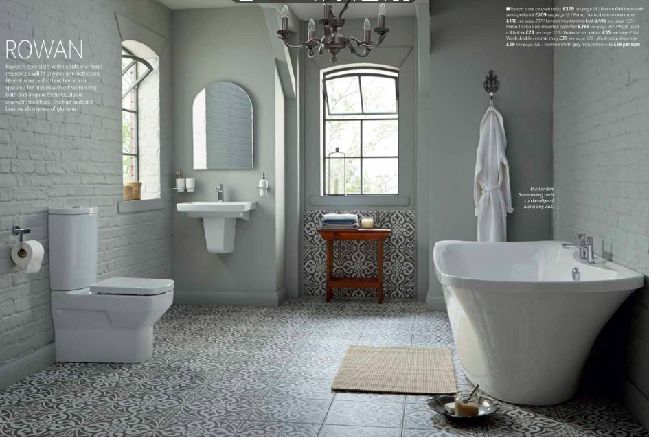 Bath Store Hammersmith tile | New Home Inspiration | Pinterest ...
