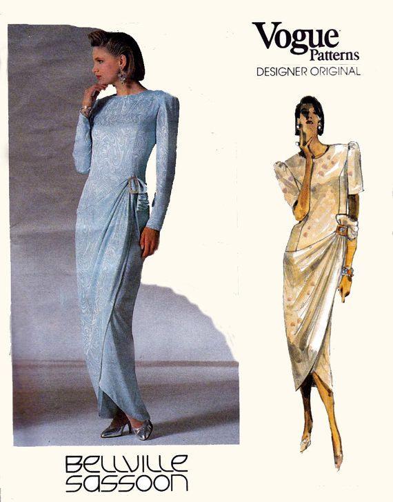Schön Prom Kleid Vogue Zeitgenössisch - Brautkleider Ideen ...