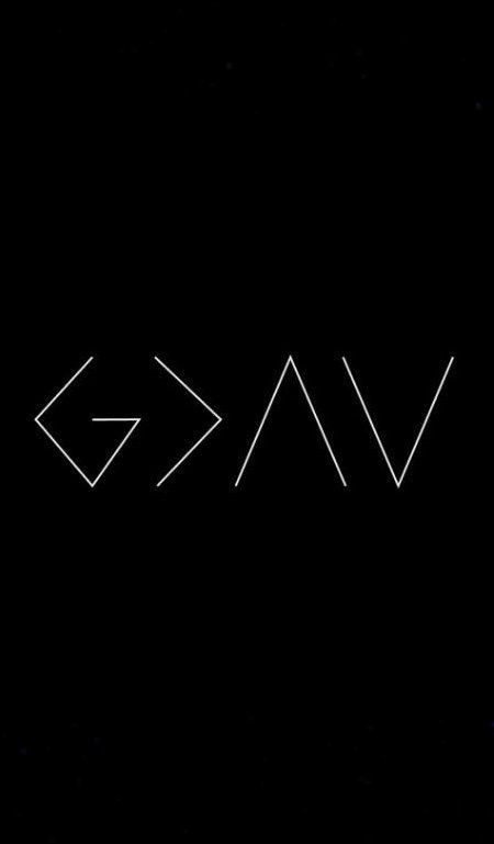 God Is Greater Than Our Ups And Downs Minimalist Christian Wallpaper Christian Iphone Wallpaper Christian Wallpaper Bible Quotes Wallpaper
