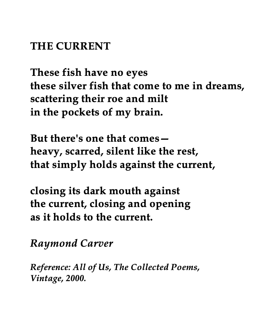 Raymond Carver Biography Books Facts Raymond Carver Writing Poetry Interesting Quotes