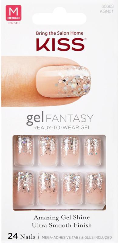 Kiss Fanciful Gel Fantasy Nails Ulta Beauty Gel Fantasy Nails Diy Hair Loss Treatment Why Hair Loss