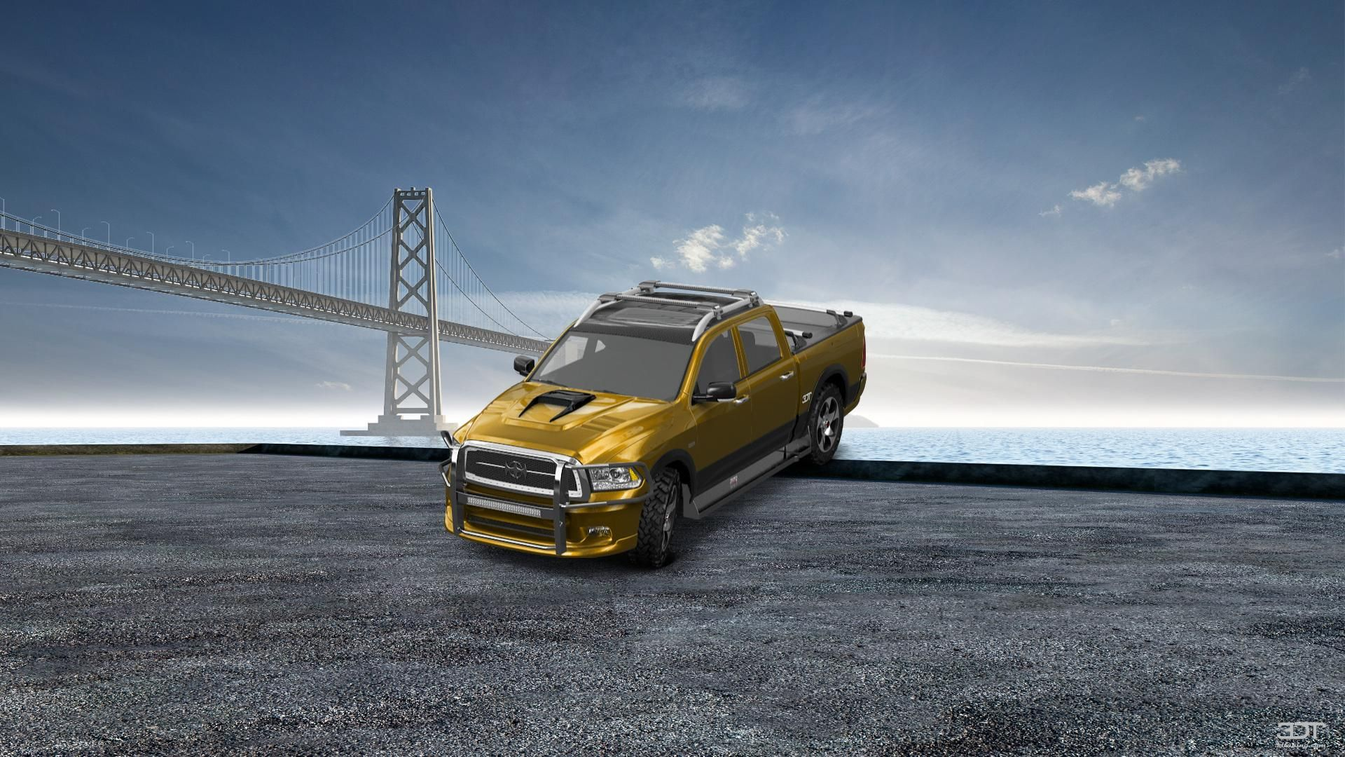 Checkout my tuning Dodge RAM2500CrewCab 2014 at 3DTuning 3dtuning