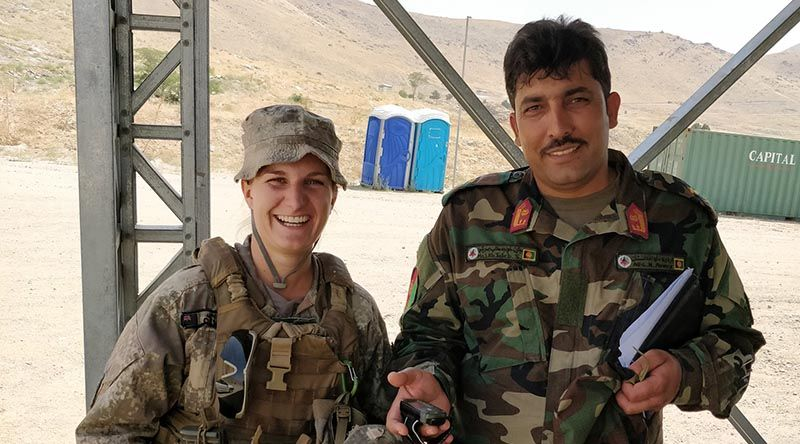 Afghan Military Adopts Nz Mentoring Philosophy Military