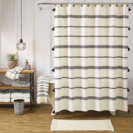 Buy Better Homes And Gardens Tribal Chic Shower Curtain At Walmart