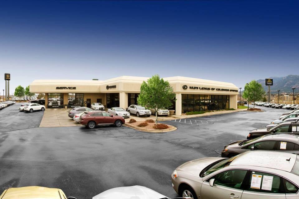 Kuni Lexus Of Colorado Springs New Used Certified Pre Owned Lexus Dealership New Lexus Colorado Springs