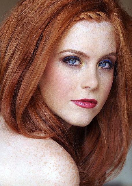 Ex girlfriend redhead