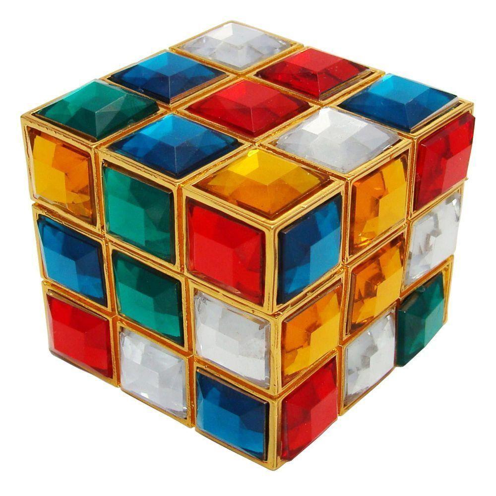 Rubiks Cube Trinket Box Trinket Boxes Dungeons And Dragons Homebrew Art