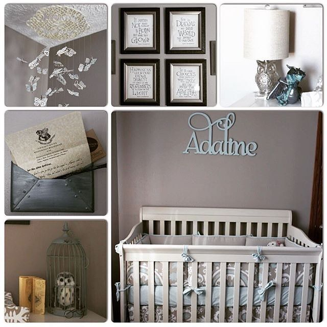 image result for girly harry potter nursery nursery room ideas pinterest babyzimmer und. Black Bedroom Furniture Sets. Home Design Ideas