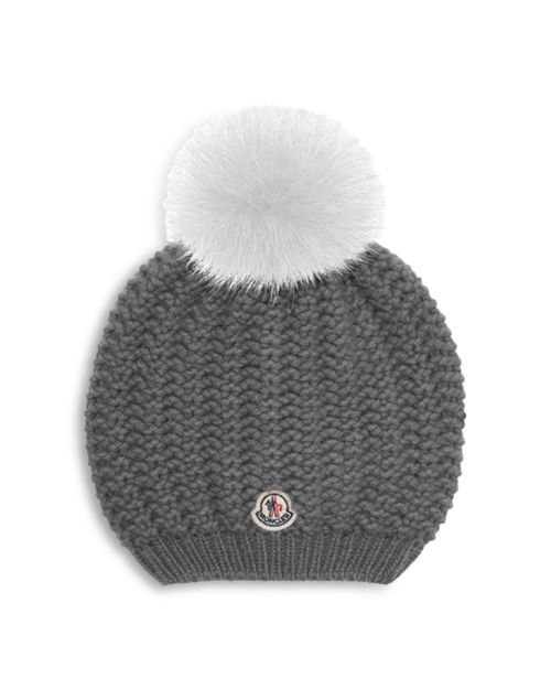 Moncler Girls  Berretto Slouchy Hat - Sizes S-l  f11d5369eab