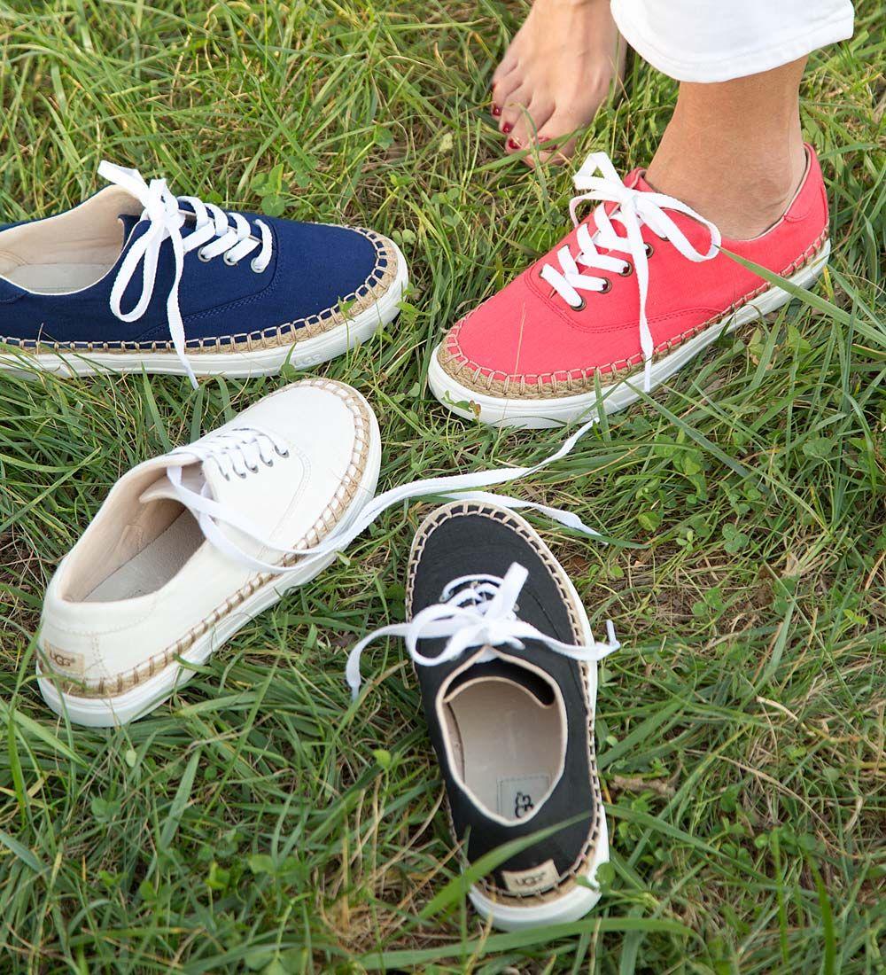 10e66fcfe68 UGG® Eyan II Sneakers | Shoes | Authentic UGG® | Ugg leather boots ...