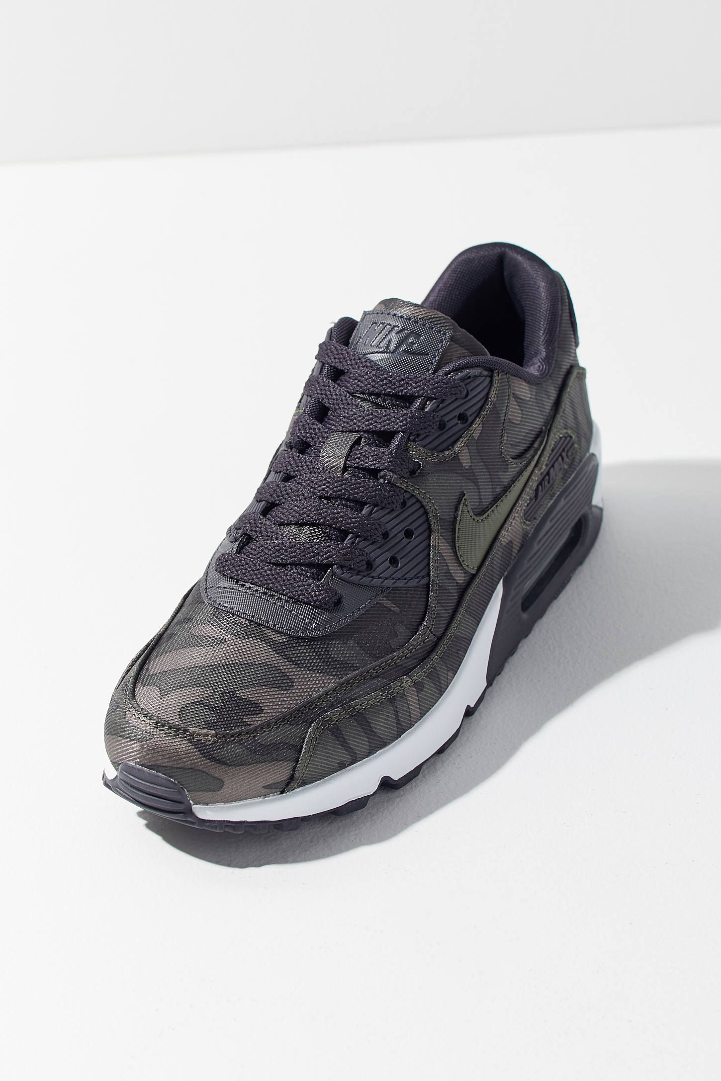 half off ee2cb dc30b Nike Air Max 90 Camo Sneaker   Urban Outfitters