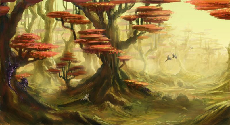 Speed painting - Urunda by CassiopeiaArt.deviantart.com on @DeviantArt
