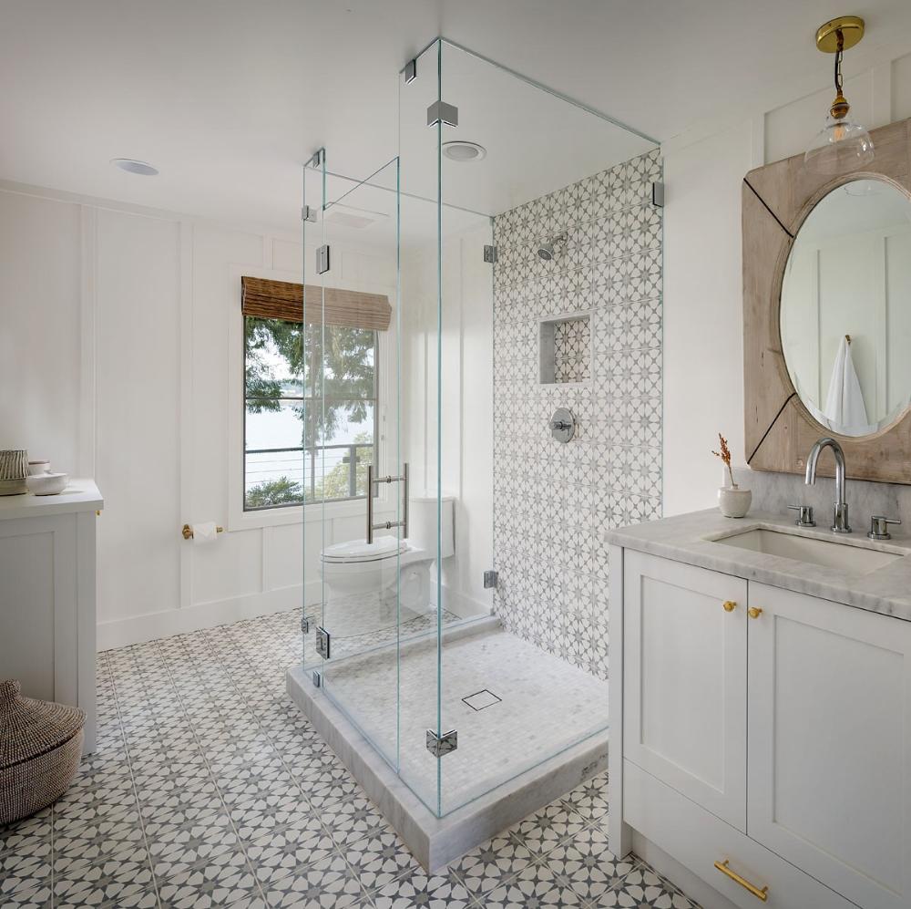 Alegria - Farmhouse - Bathroom - Seattle - by Dana Webber ...