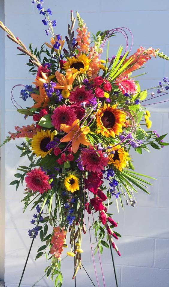 Send Sunny Spray in Brighton, MI from Art In Bloom, the