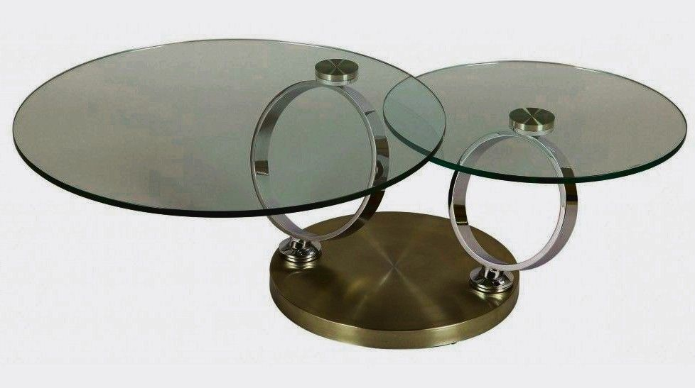 Incroyable Table Basse Verre Conforama Agreable