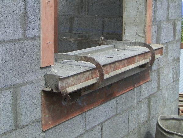 Resultado de imagen para vierteaguas ventanas for Poser un appui de fenetre prefabrique