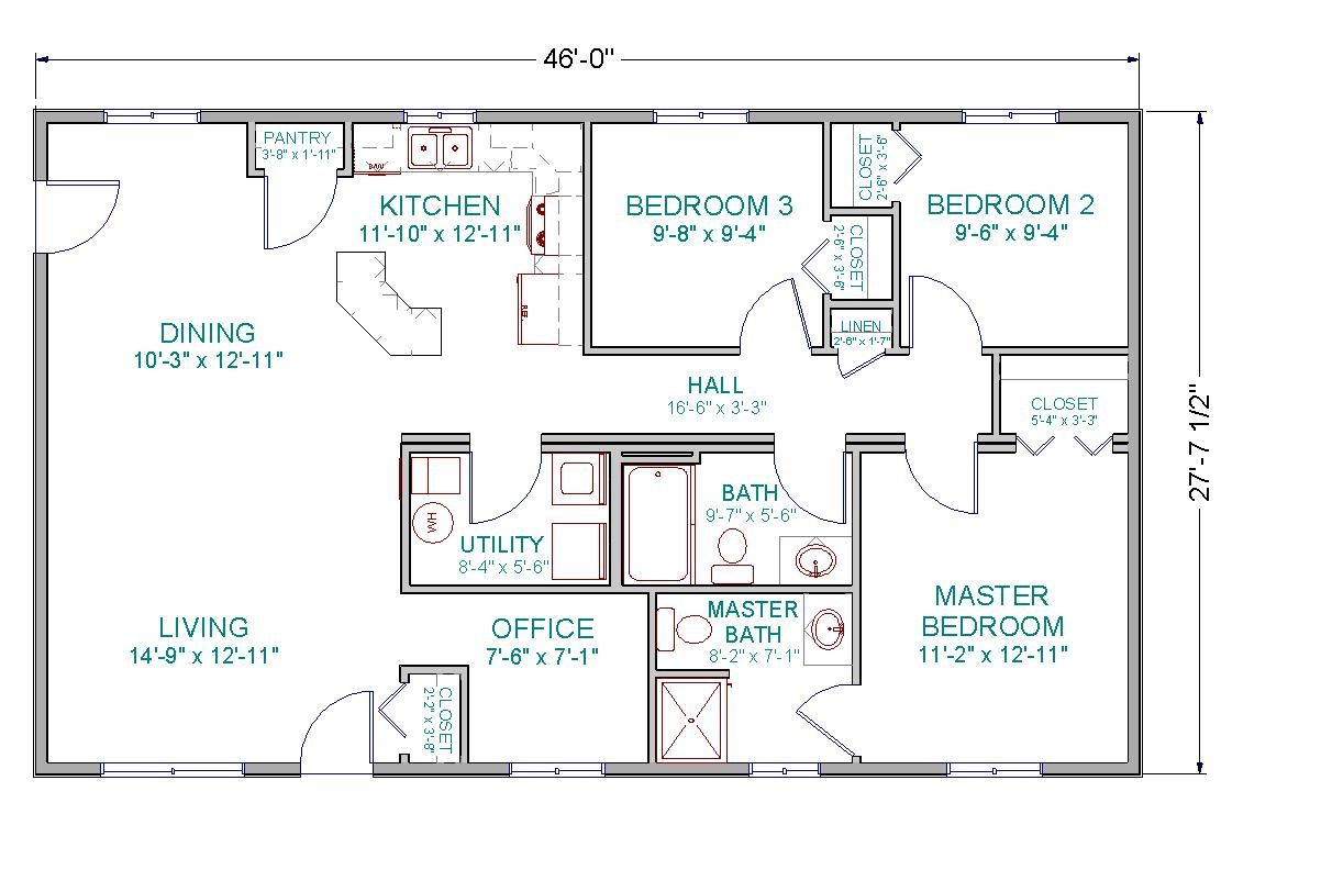 modren open kitchen living room floor plan homes with plans