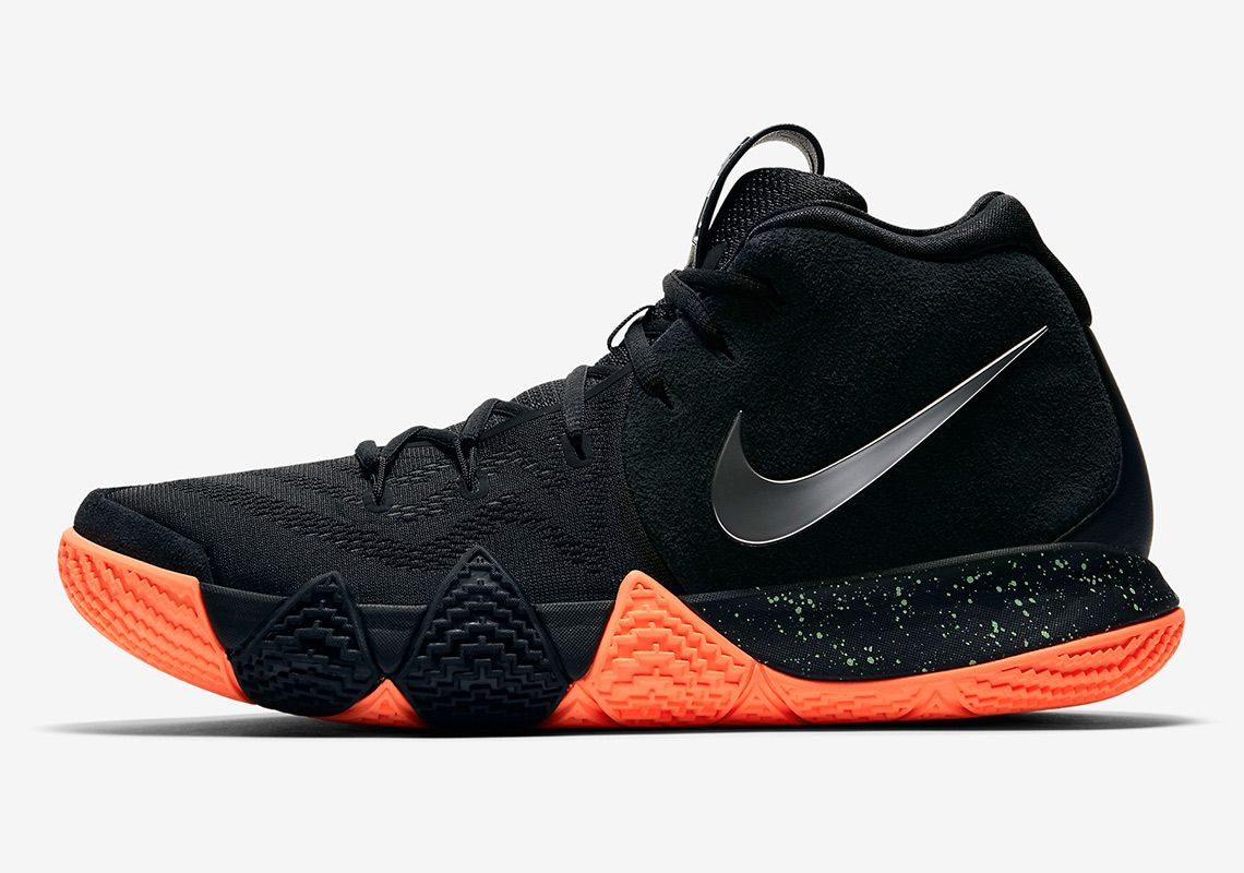 Nike Kyrie 4 943806 010 Sneakernews Com Kyrie Irving Shoes Running Shoes Nike Nike Kyrie
